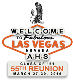 55th Reunion: March 27-30, 2016